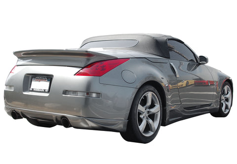 2004-2009 Nissan 350Z [Z33] (Convertible) Rear Wing Type 1 - 1035079