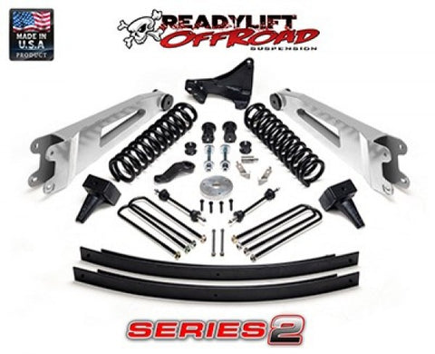 "ReadyLift Off-Road 5"" Lift Kit - Series 2 49-2011 PAG492011"