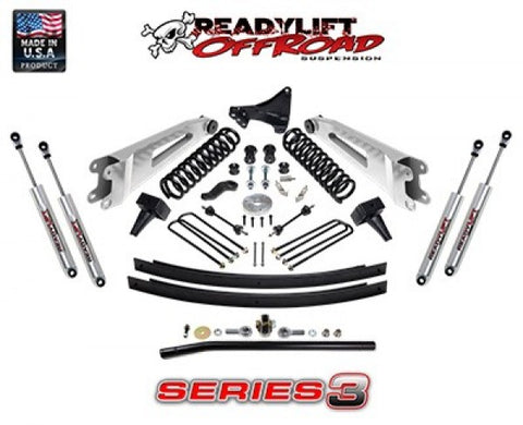 "ReadyLift Off-Road 5"" Lift Kit - Series 3 49-2012 PAG492012"