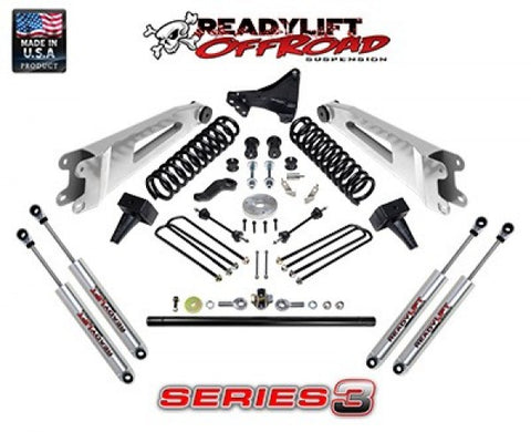 "ReadyLift Off-Road 5"" Lift Kit - Series 3 49-2022 PAG492022"