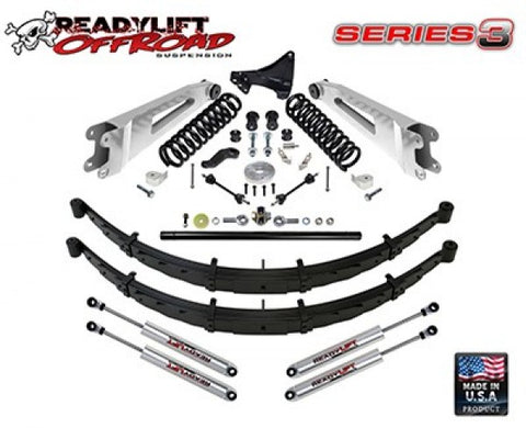 "ReadyLift Off-Road 5"" Lift Kit - Series 3 49-2602 PAG492602"