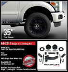 ReadyLift Suspension Leveling Kit 66-2511 PAG662511
