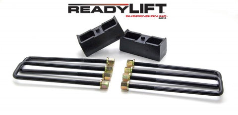 ReadyLift Rear Block Kit 66-3002 PAG663002
