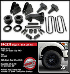 ReadyLift SST Lift Kit 69-2531 PAG692531