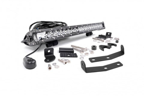 Nissan Titan XD LED Light Bar - Black Series 70645