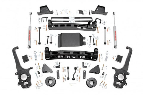 Rough Country 6 inch Lift Kit for 2017 Nissan Titan 4WD non-XD [H61] (87820)