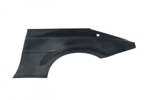 Seibon Carbon Fiber Rear Fenders RF0205NS350
