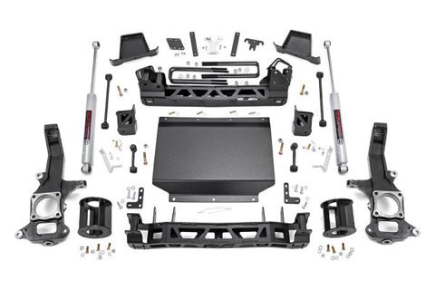 Nissan Titan XD Lift Kit - 6 inch Lift Rough Country
