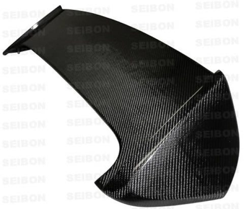 Seibon 2008-2011 Subaru Impreza/WRX/STI Hatchback Rear Spoiler with LED Brake Li