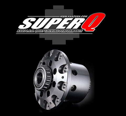 KAAZ 1.5 Way Solid Limited Slip Differential - Super Q - Base Models w/Open Diff