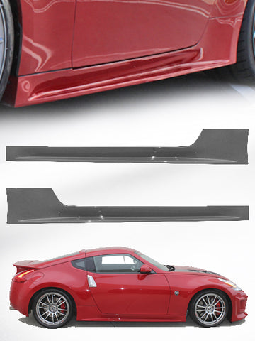 2009-2020 Nissan 370Z [Z34] Side Skirt Set - KB11125