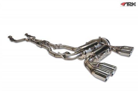 ARK 2008-2013 BMW M3 Coupe DT-S Exhaust System SM0392-0108D