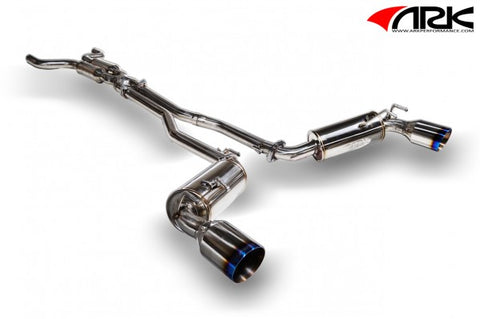 ARK 2010-2013 Chevy Camaro DT-S Exhaust System SM0403-0010D
