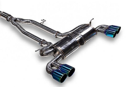 ARK Hyundai Genesis Coupe 3.8L DT-S Exhaust System w/ Tecno Tips SM0702-0303D