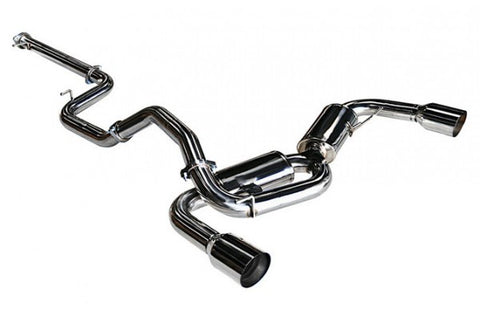 ARK 2010-2013 Mazda 3 Mazdaspeed DT-S Exhaust System w/ Polished Tips SM1001-010