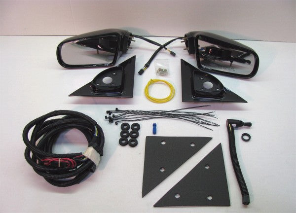 Towing Mirror Conversion Manual Guide