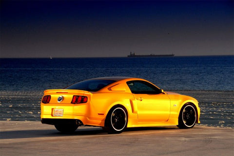 Street Scene Mustang Generation 4 Body Kit 950-70792 SSE70792