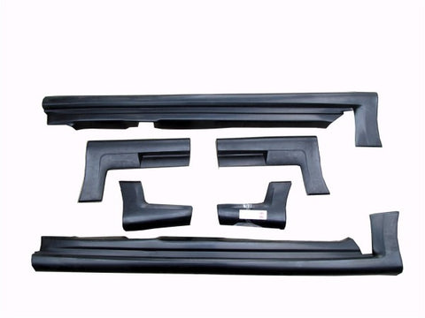 Street Scene 6-pc Kit Side Skirts 950-70843 SSE70843