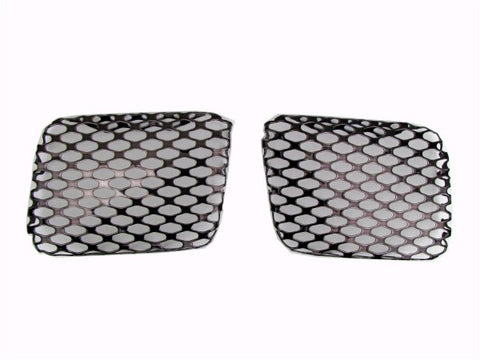 Street Scene Black Chrome Speed Grille Inserts 950-76146 SSE76146