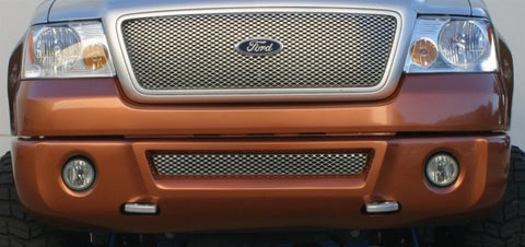 Street Scene Speed Grille Inserts - Brushed Style 950-77770 SSE77770