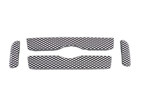 Street Scene Speed Grille Inserts - Brushed Style 950-77830 SSE77830