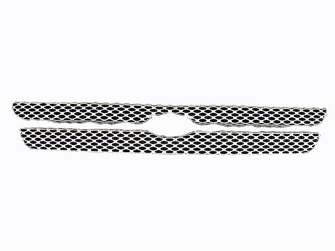 Street Scene Speed Grille Inserts - Brushed Style 950-77865 SSE77865