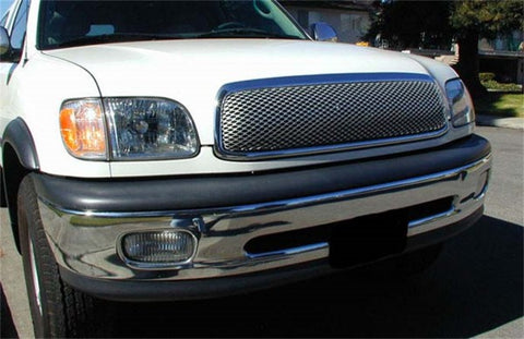 Street Scene Speed Grille Inserts - Brushed Style 950-77890 SSE77890