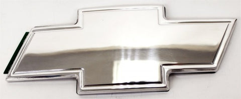 Street Scene Grille Gear Bowtie - Polished Finish w/ Outline 950-83073 SSE83073