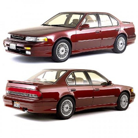 1989-1993 Nissan Maxima STILLEN Body Kit - ST8250