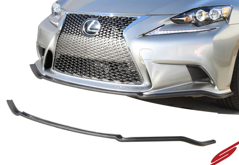 2014-2015 Lexus IS250, IS350 F Sport - Front Splitter - KB31001