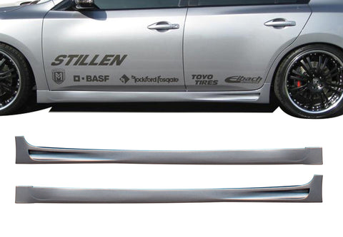2009-2015 Nissan Maxima Side Skirt Set - KB12745