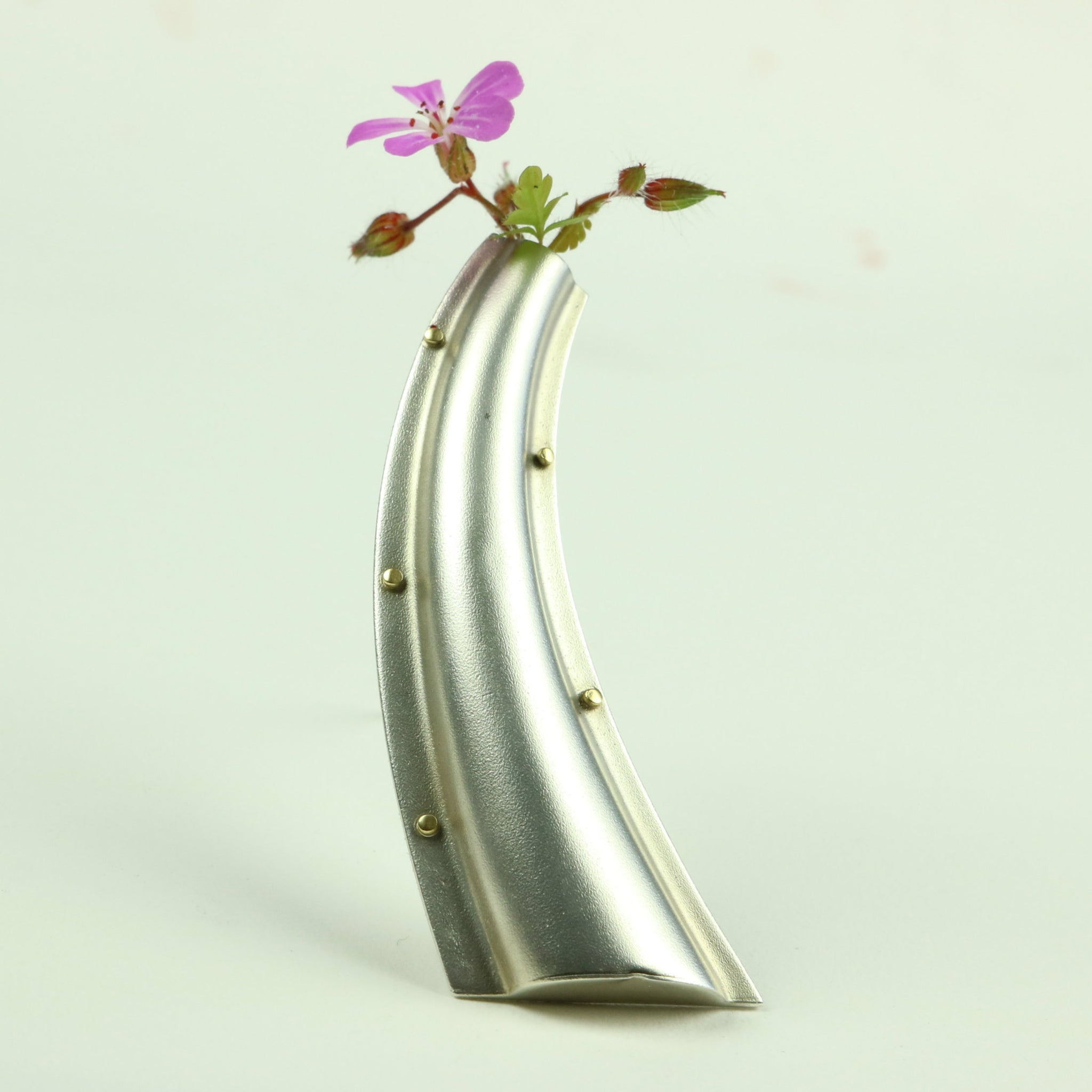 Riva Curved Brooch