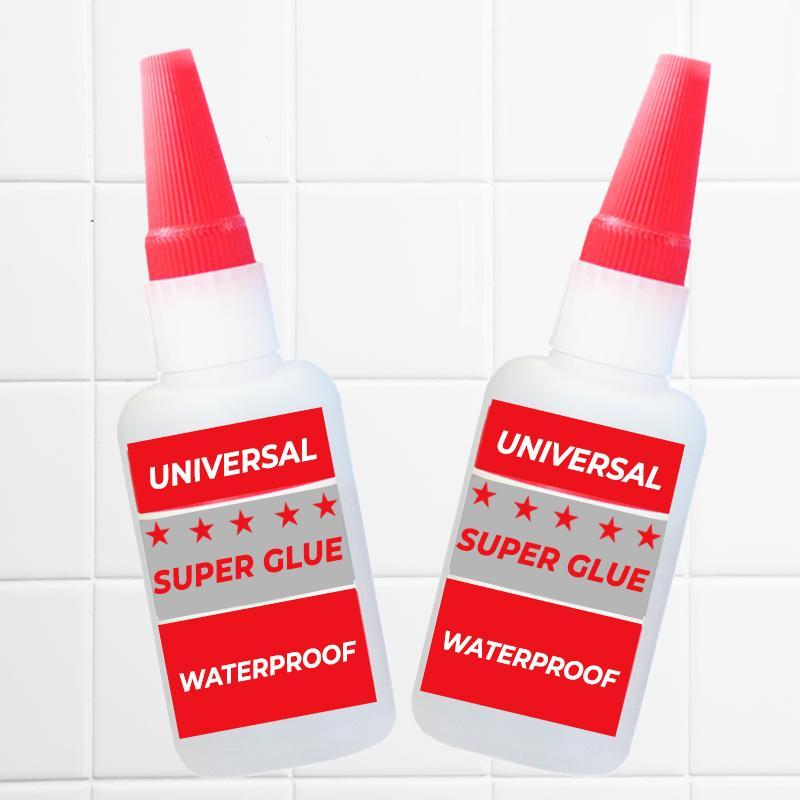 Universal Waterproof Super Glue