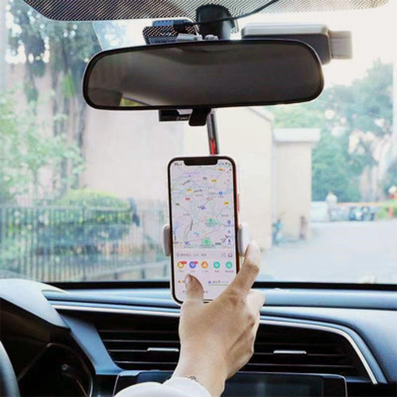 Flexible Car Phone Holder