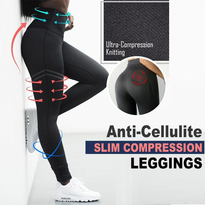 ee1136e8972300 Fancyfound™ Women's Anti-cellulite Compression Leggings