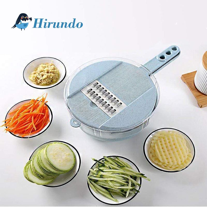Hirundo® Four Blades Vegetable Slicer