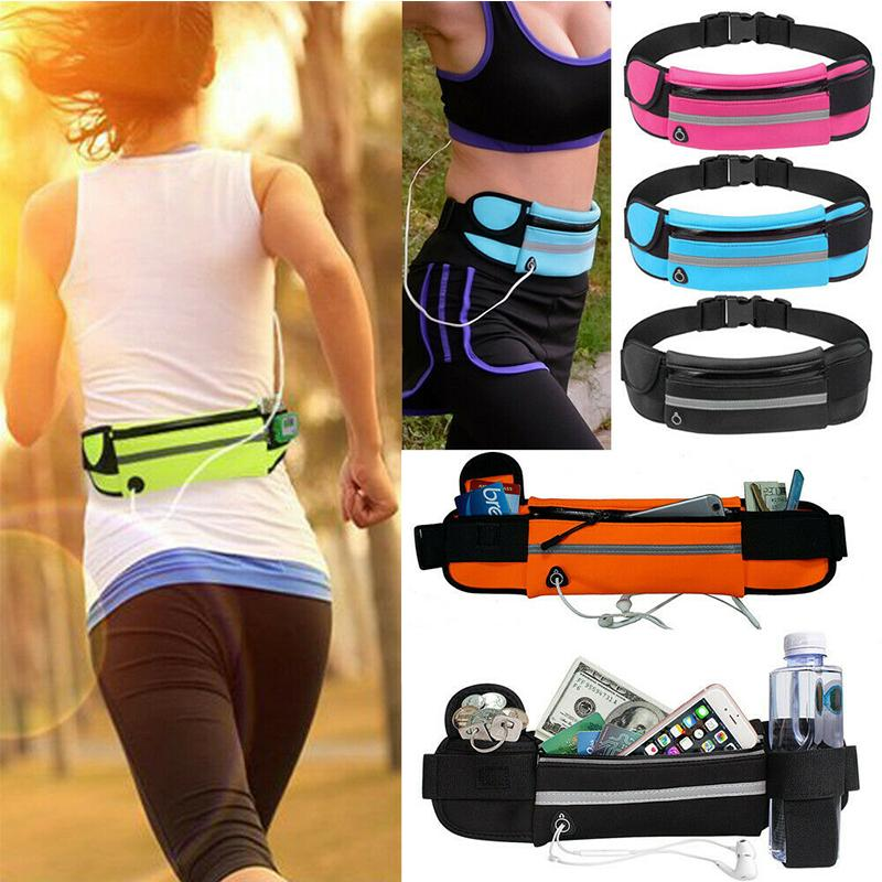 WATERPROOF RUNNING WAIST BELT BAG