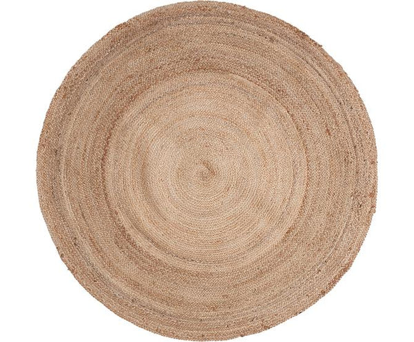 Area Rug 150 diam Ural Natural