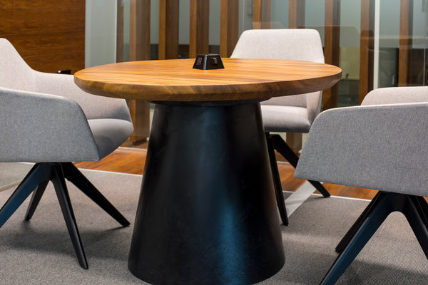 Round Meeting Table