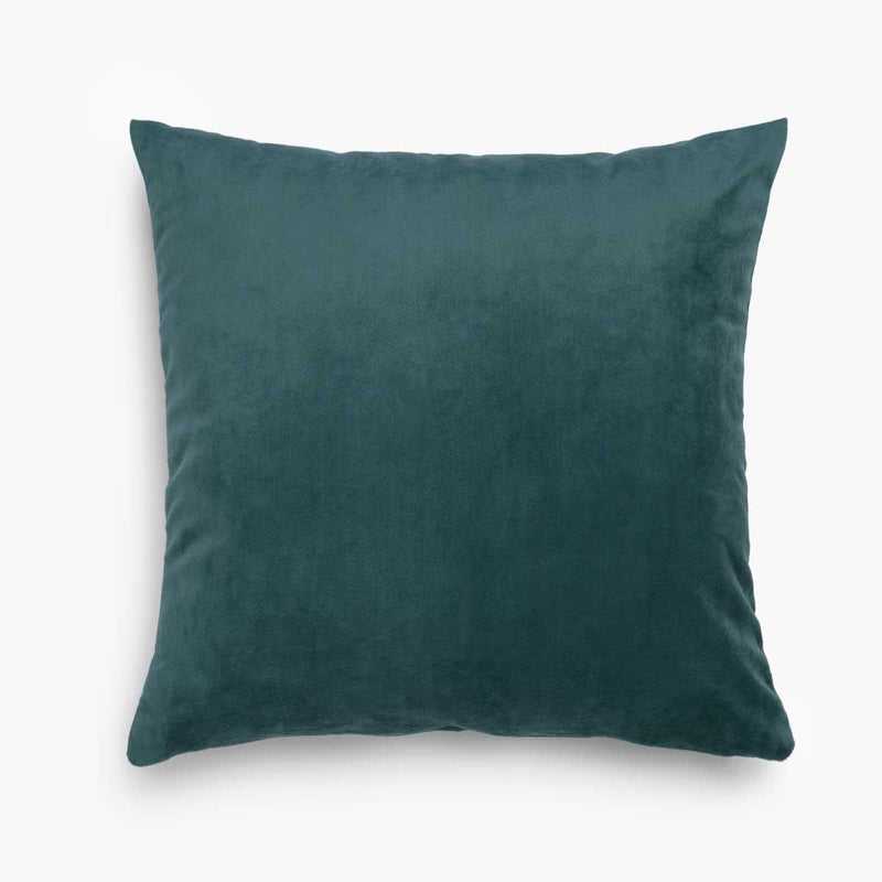 Cushion Cover Velvet Verde