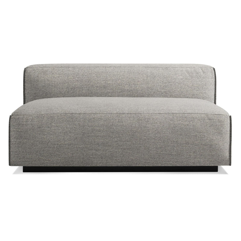 "Cleon 56"" Armless Sofa"