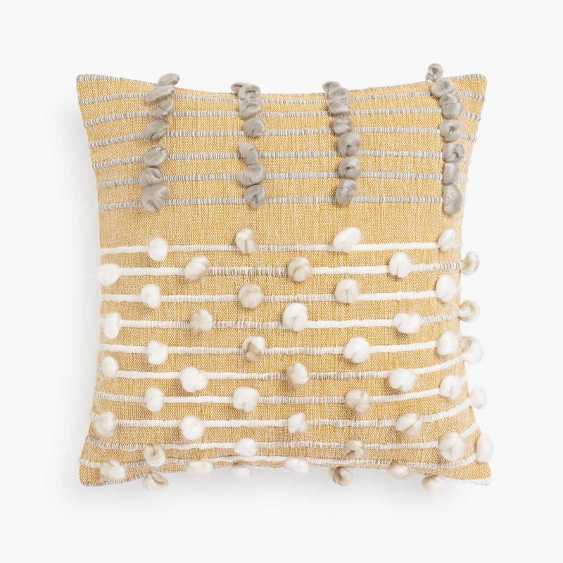 Cushion Cover Arica Blanco