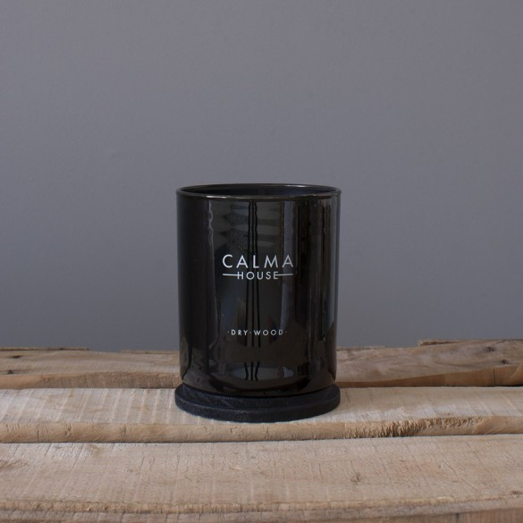 Candle Luna Black