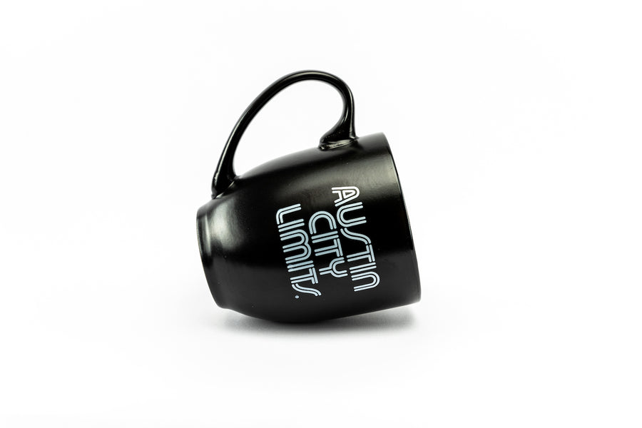 ACL Logo-Black Mug, Two - Location Print