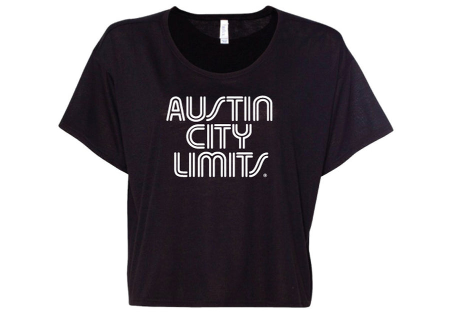 ACL Women's White on Vint. Black Boxy Shirt