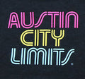 ACL Pink/Yellow/Turq Heather Black Women's Tank