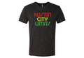 ACL Adult Rasta Vintage Black Shirt