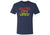 "ACL Adult ""Sunset"" Vint. Navy Shirt"
