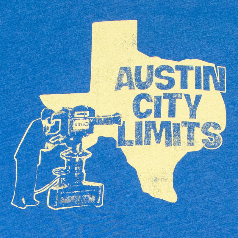 ACL Adult Retro KLRU Camera Man
