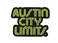 Austin City Limits Sticker (Yellow)